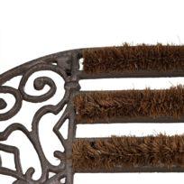 Tapis exterieur caoutchouc achat tapis exterieur for Essuie pieds exterieur