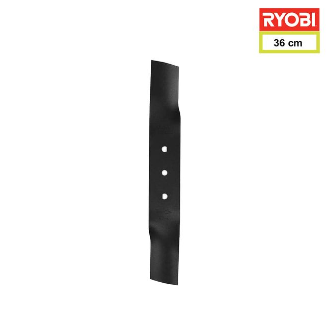 tondeuse lectrique ryobi rlm18e40h 1800 w cm vendu par leroy merlin 467470. Black Bedroom Furniture Sets. Home Design Ideas