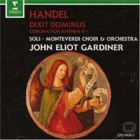 Erato - Dixit Dominus - Cd