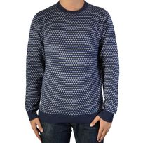 Pepe Jeans - Pull Addle Navy Pm701197