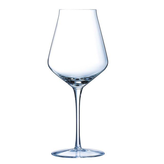 Chef & Sommelier Verre à vin rouge/blanc - Coffret de 6 Reveal Up
