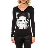 Sweet Company - Tee shirt I Love Lfm Noir - 1 acheté = 1 offert