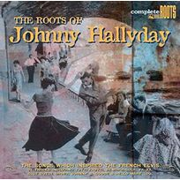 - Johnny Hallyday - Blues roots of Johnny Hallyday Boitier cristal