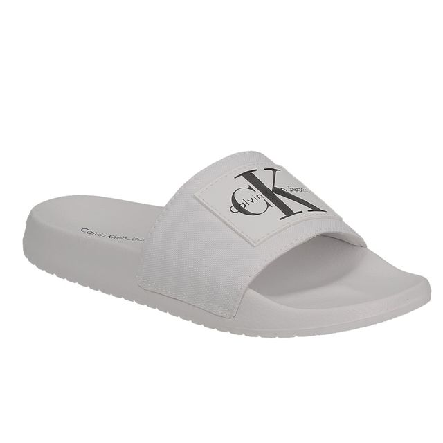 acheter pas cher dessins attrayants fabrication habile Calvin Klein - Jeans Chloe nylon white R8838WHT - pas cher ...