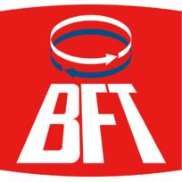 BFT - Déblocage extérieur par clé - N733020