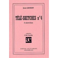 Art Et Comedie - Tele -sketches tome 4 ; 9 sketches