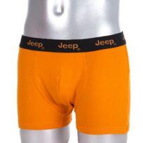 Jeep - Boxer Coton Homme Orange