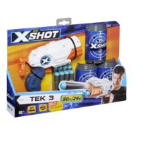 X-SHOT - Pistolet TEK 3 - 24 mètres