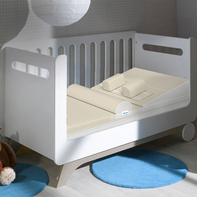 Olympe Literie Matelas Baby Grand Confort - Kit complet | 60x120