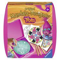 Ravensburger - Mandala Designer Original : Les Trolls