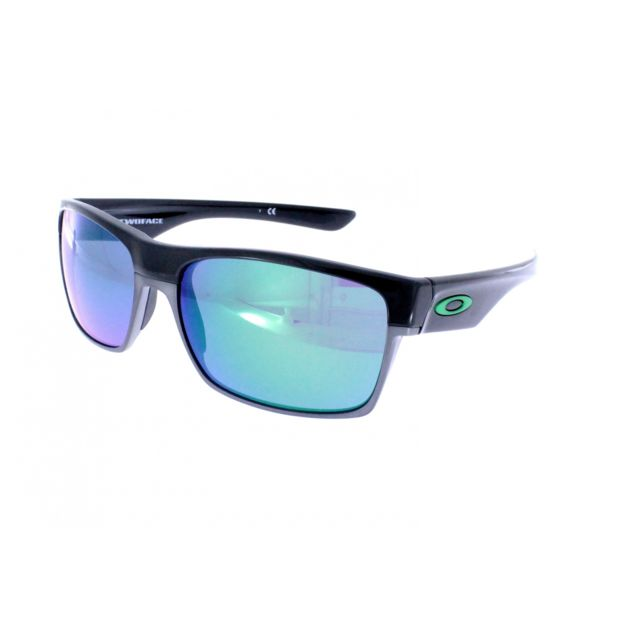 Oakley - Twoface Oo 9189 04 - Lunettes de soleil homme Noir - pas cher  Achat   Vente Lunettes Aviateur - RueDuCommerce d6c6ca1ee875