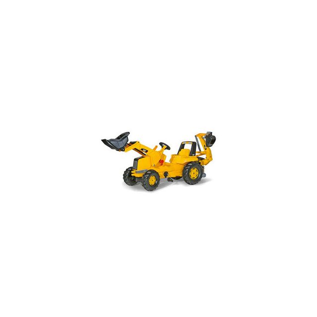 Rolly Toys Tracteur Rolly Junior Cat