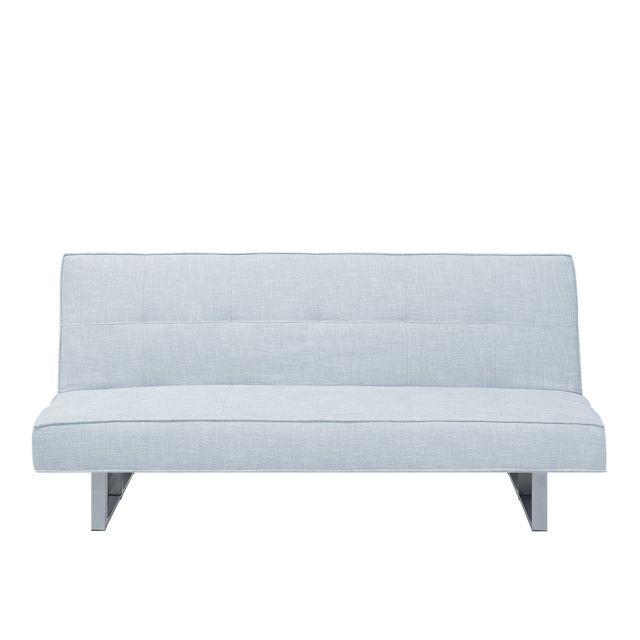 BELIANI Canapé-lit bleu clair 189 cm DERBY PETIT
