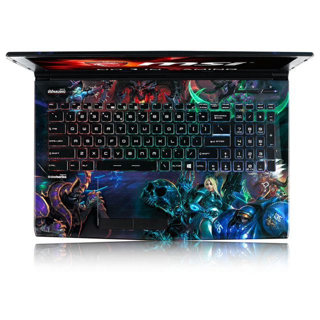 MSI - GE62 6QD-452FR Apache Pro - Heroes Of The Storm Edition