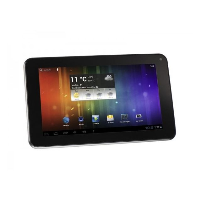 intenso tablette pc tab 714 7 cran tactile m moire interne 4gb android 4 pas cher achat. Black Bedroom Furniture Sets. Home Design Ideas