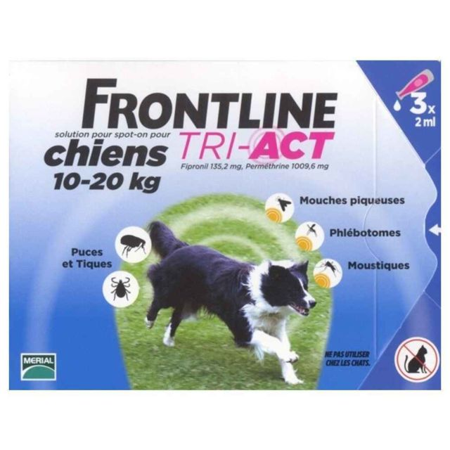 Frontline Tri-act Cn 10-20KG X