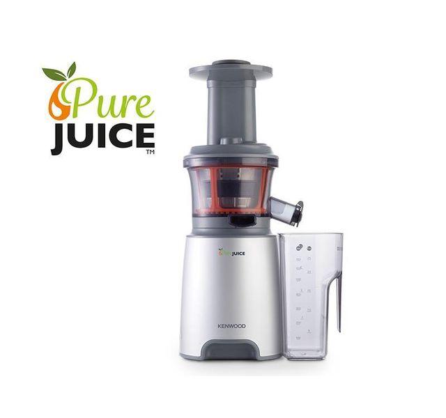 kenwood extracteur de jus pure juice jmp601si silver pas cher achat vente extracteur. Black Bedroom Furniture Sets. Home Design Ideas