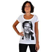 Eleven Paris - Tee Shirt Wizka W Wiz Khalifa Blanc