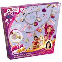 Totum - Bj495036 - Kit De Loisirs CrÉATIFS - Mia & Me - Charme Bracelets