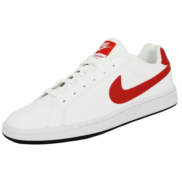 Majestic Court Leather Homme Chaussures Sneakers Cuir Mode Nike kX80PwOn