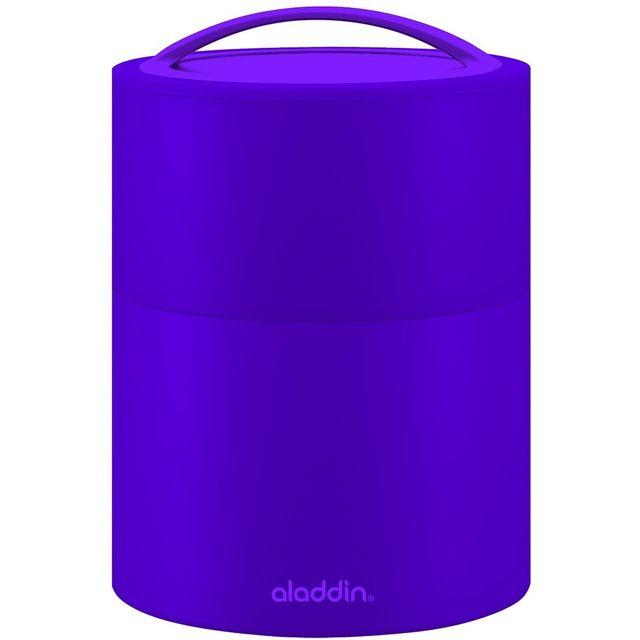 ALADDIN - boîte-repas isotherme 0.95l violet - 135025