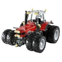 Tronico - Montage Tracteur ÉCHELLE Massey Ferguson Mf8690 Avec Double Roues