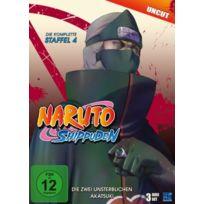 Ksm GmbH - Naruto Shippuden - Season 4 IMPORT Allemand, IMPORT Coffret De 3 Dvd - Edition simple