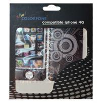 Colorfone - Sticker Pop art iPhone 4 / 4S