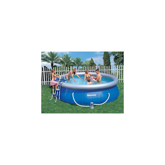 Best way pool zen spa kit piscine hors sol for 7in1 set garten pool 457 x 91 cm