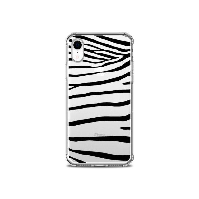 coque iphone xr transparente souple