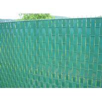 JARDIDECO - Lanière PVC pour palissade largeur 52 mm x 60 m+100 clips- Gris