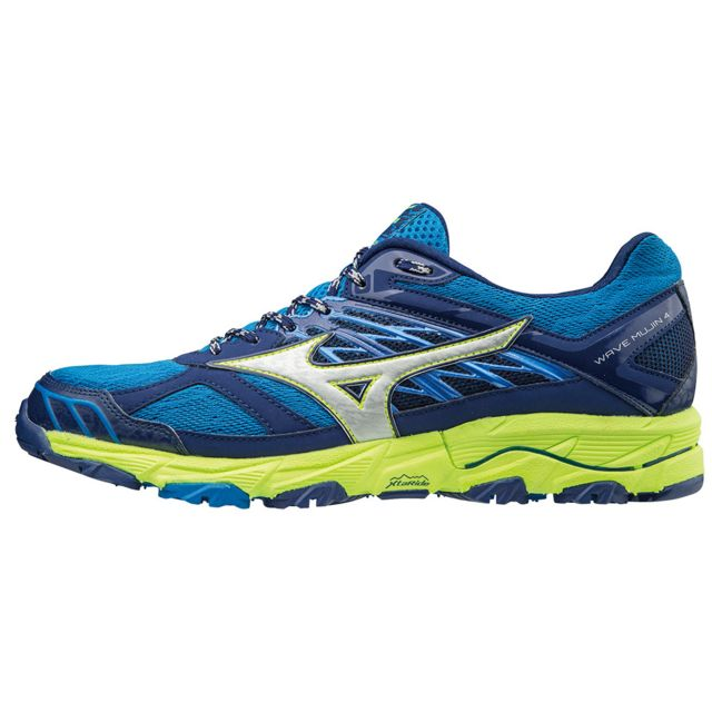 edc9414706ae6 Mizuno - Chaussures Wave Mujin 4 - pas cher Achat   Vente Chaussures running  - RueDuCommerce