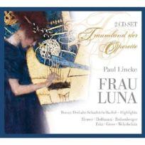 Membran - Paul Lincke - Frau Luna GESAMTAUFNAHME Coffret De 2 Cd