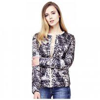 Veste leopard femme pas cher