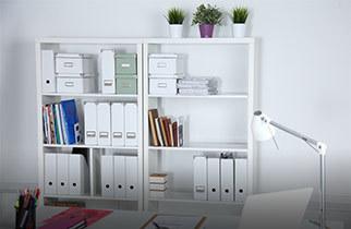 Espace bureau / de travail - Rangement