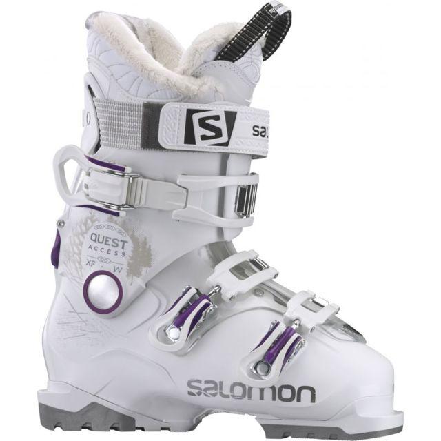 Chaussures Cher Femme Access Quest Salomon Achat Ski Pas Xf pdwxq6q