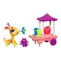 Littlest Pet Shop - Littlest petshop - a3329 - poupée - fête du bonbon trop bon