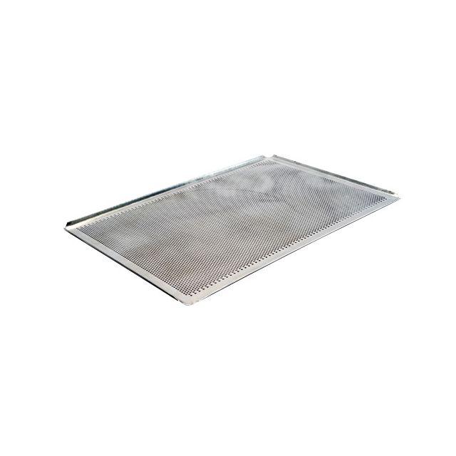 Guery Plaque de cuisson alu perforée 40 x 30 cm