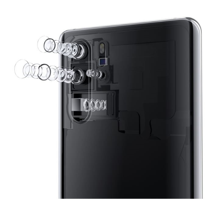 P30 Pro New Edition - 256 Go - Silver Frost