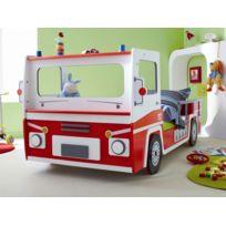 HABITAT ET JARDIN - Lit enfant SOS 112 - 90 x 190/200 cm