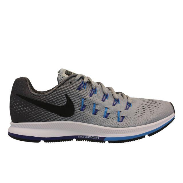 33c4bd8952b Nike - Air Zoom Pegasus 33 - pas cher Achat   Vente Chaussures running -  RueDuCommerce