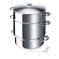 Beka - Extracteur de jus gm 28 cm inox induction