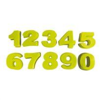 Kitchen Artist - En solde - Set moules chiffres pour gâteaux Men313-MEN313