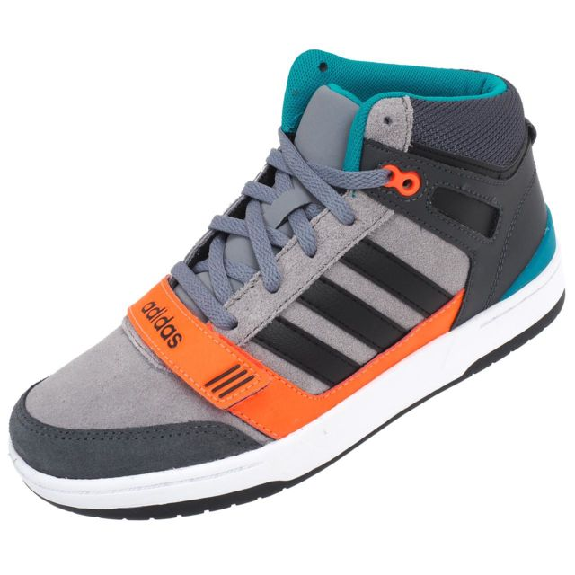 Adidas 77001 K Chaussures Curb Mi Gris Neo St Montantes Mid AAqwFvr