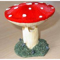 Astuceo - Piège à limace en forme de champignon