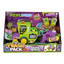 Trash Pack - Figurine - Camion Attrape Zombies avec 2 Personnages - 6646