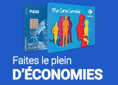 Offres fidélité Carrefour