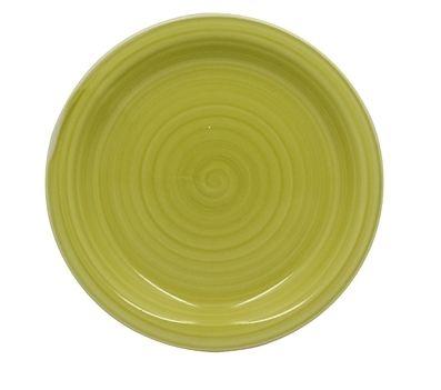 Lebrun Assiette dessert 19 cm vert Milano