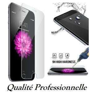 Stargift vitre protection d 39 cran en verre tremp pour iphone 6 6s film protecteur ultra - Film protecteur pour table en verre ...