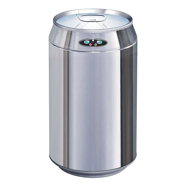 KITCHEN MOVE poubelle automatique 30l inox canette - bat-30lk
